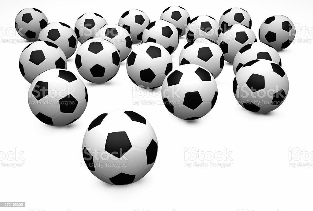Football Concepts royalty-free stock photo