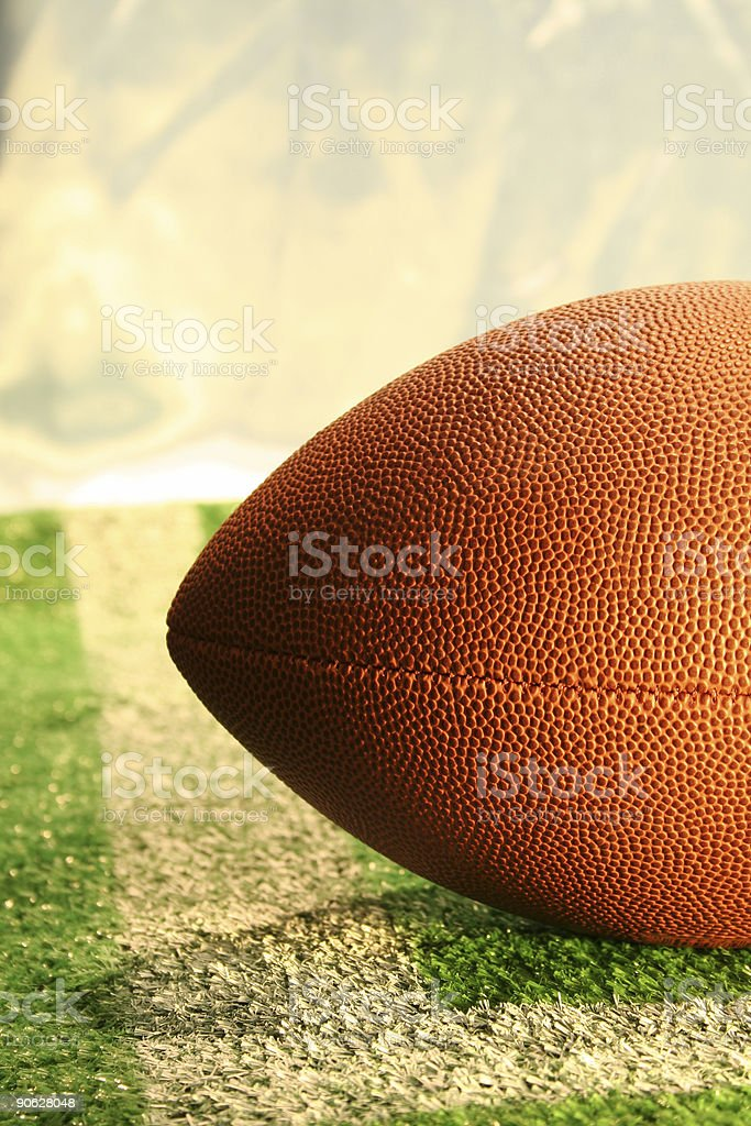 football debut royalty-free stock photo