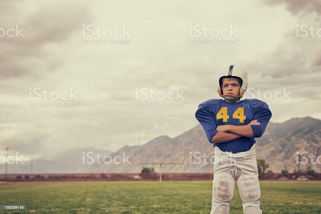 Football Dreams stock photo