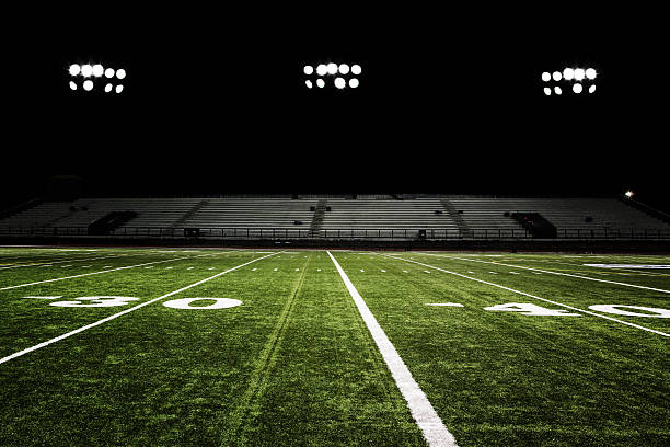 Football Field Pictures, Images and Stock Photos - iStock