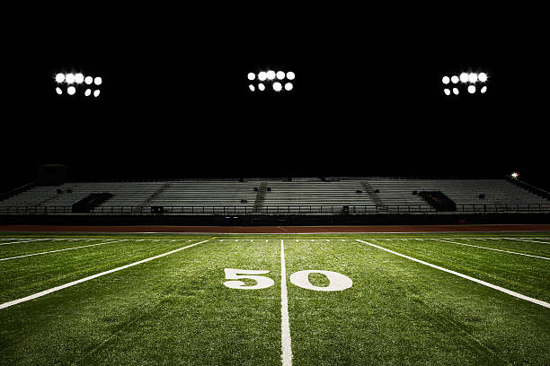 Football Field Pictures, Images And Stock Photos