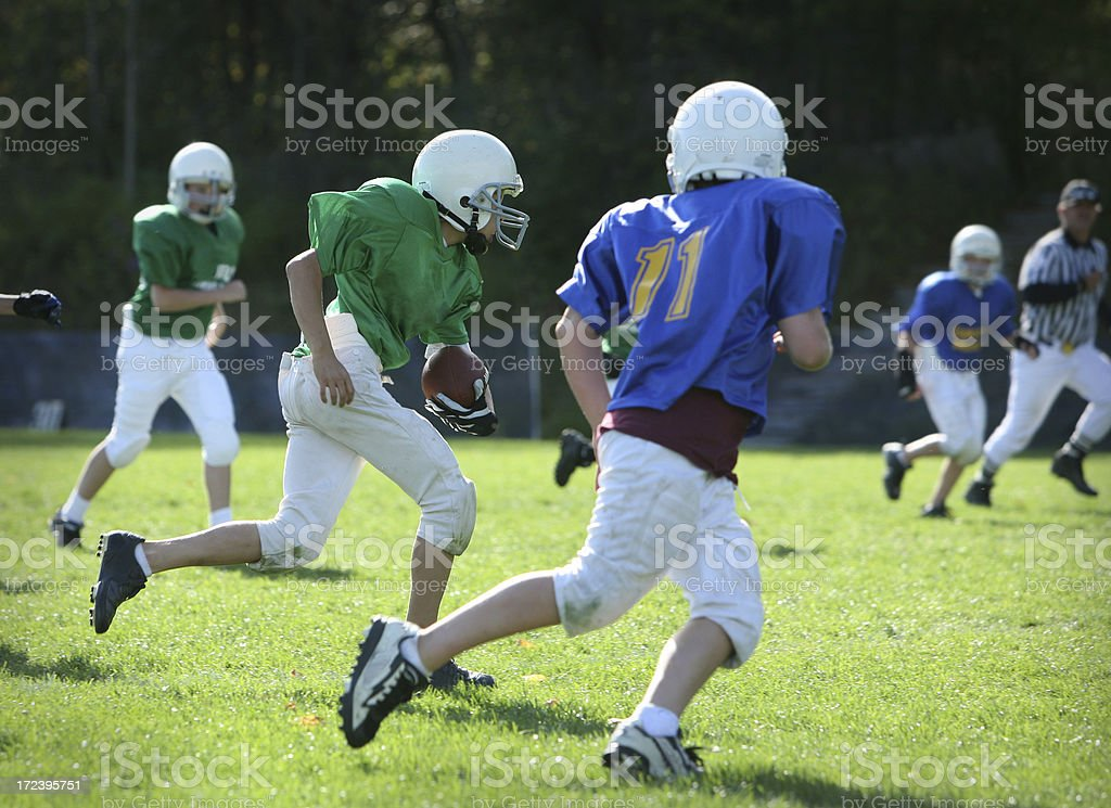 football game royalty-free stock photo