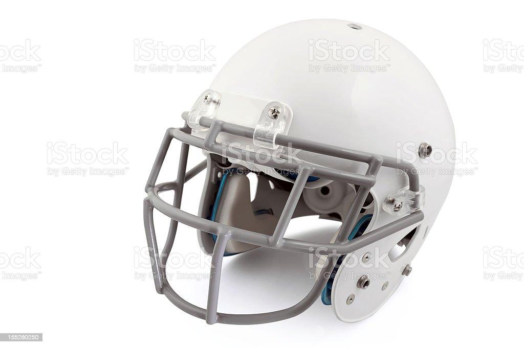Football Helmet royalty-free stock photo