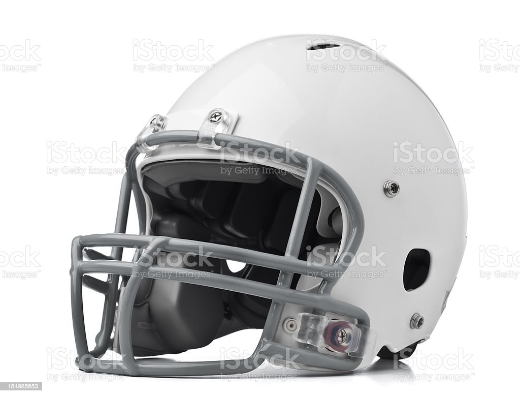 Football Helmet stock photo