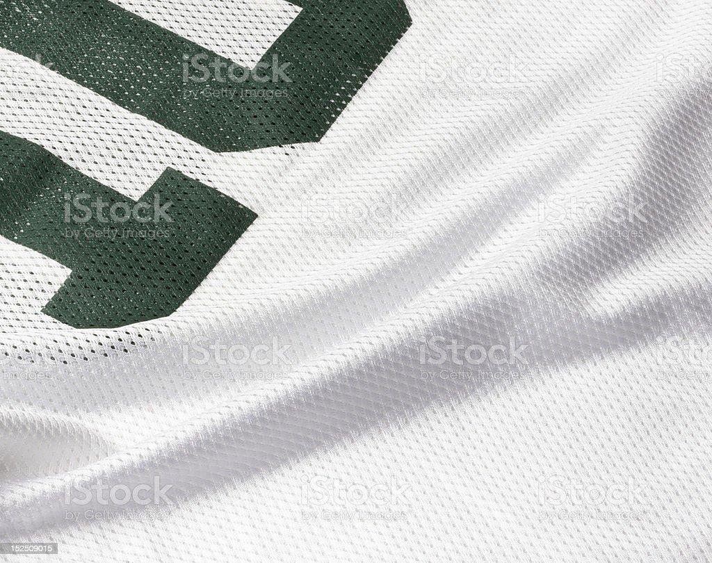 Football jersey stock photo