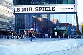 Football museum in Dortmund
