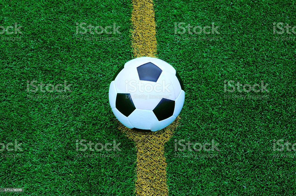 football royalty-free stock photo