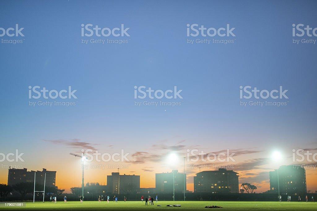 football play royalty-free stock photo