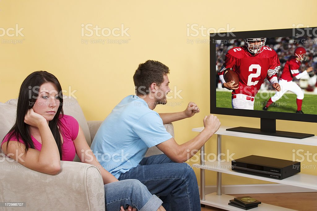 Football Season royalty-free stock photo