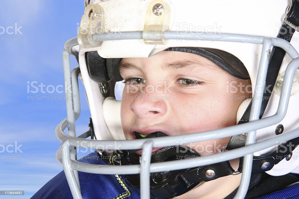 Football Series (16) stock photo