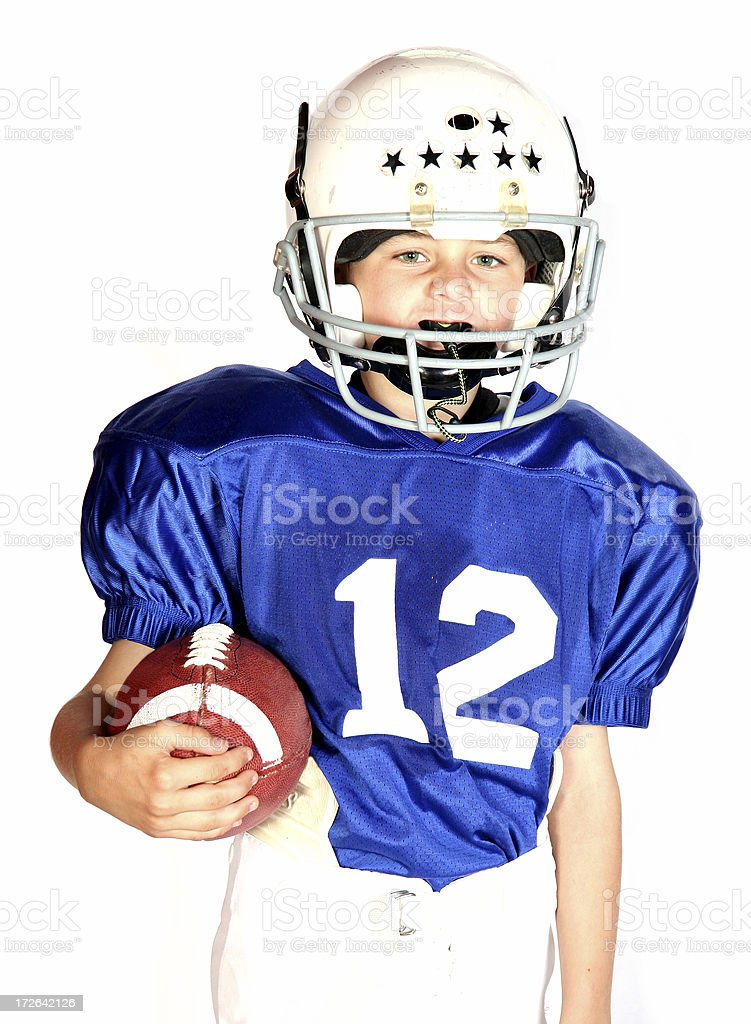 Football Series (20) stock photo