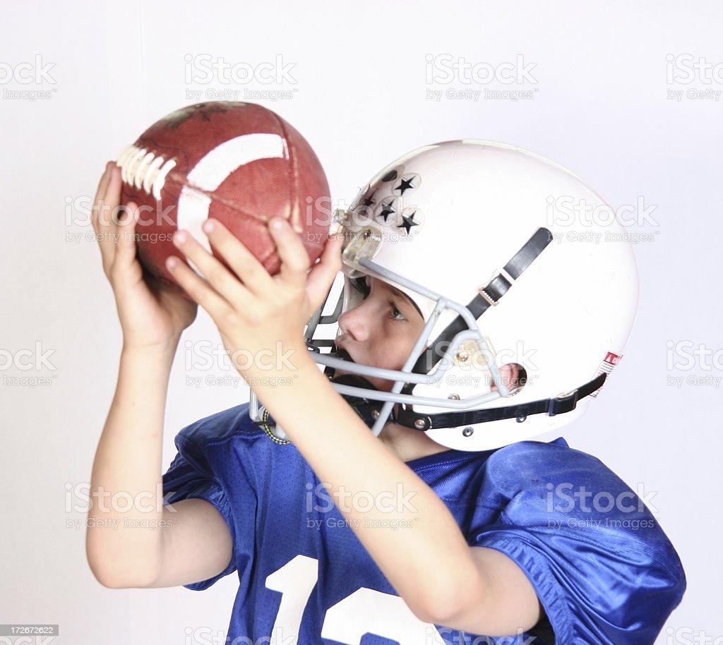 Football Series (12) royalty-free stock photo