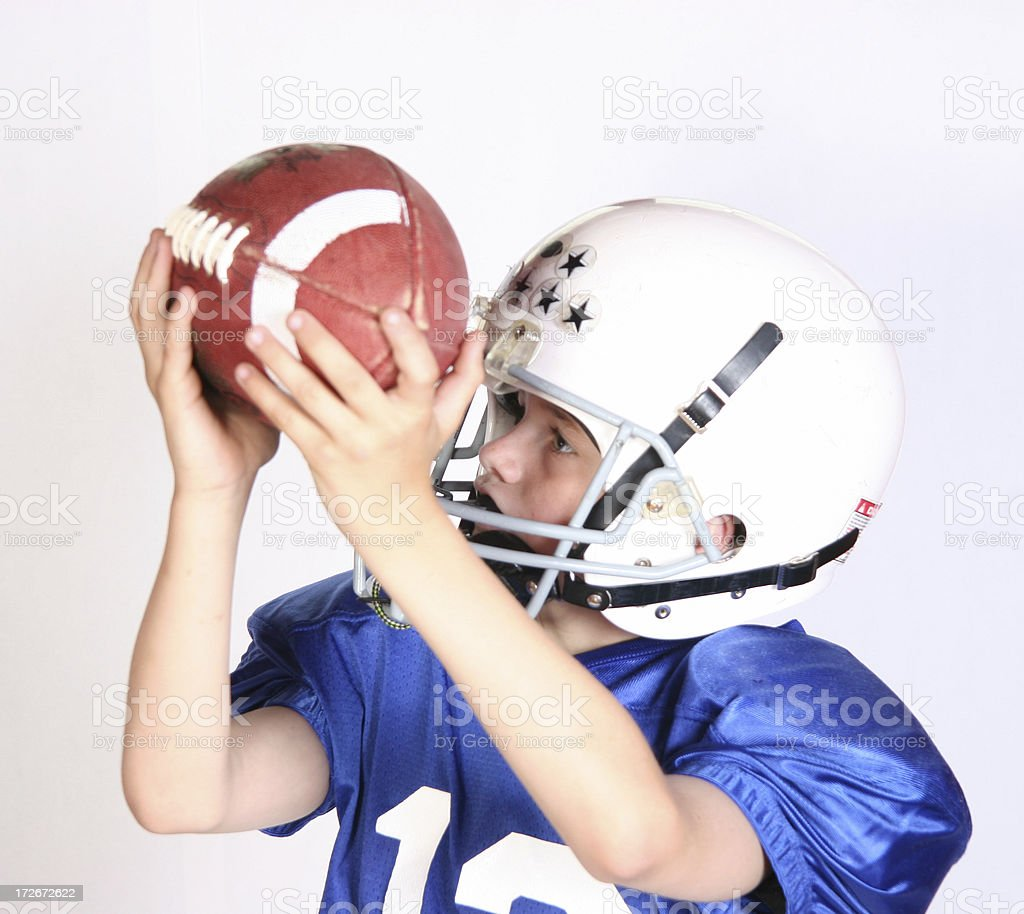 Football Series (12) stock photo