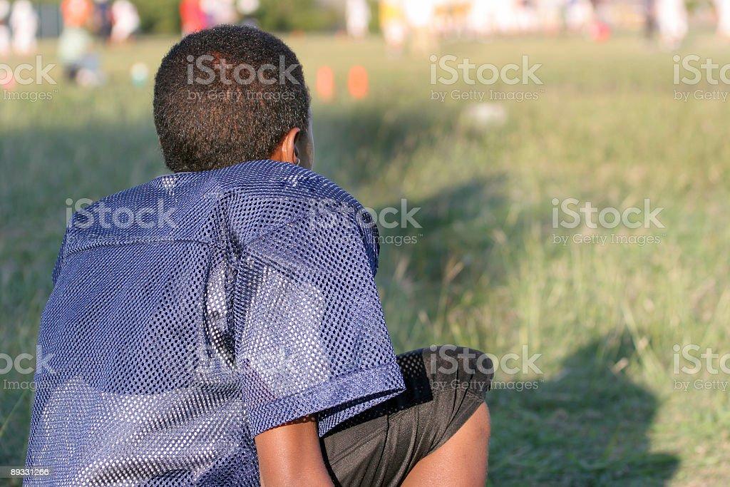 Football Series (33) stock photo
