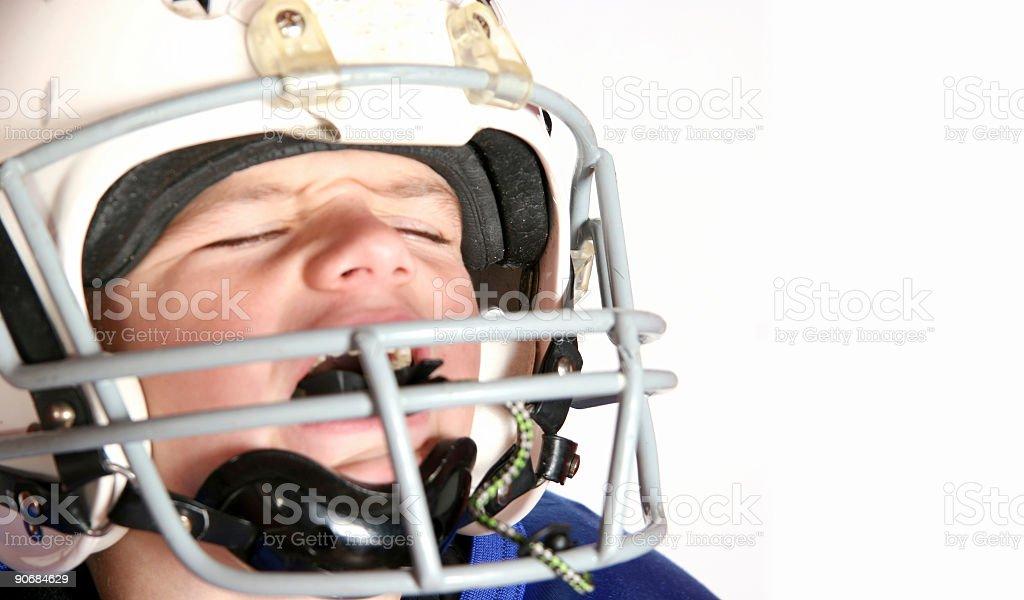 Football Series (14) stock photo