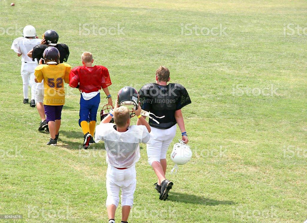 Football Series (24) stock photo