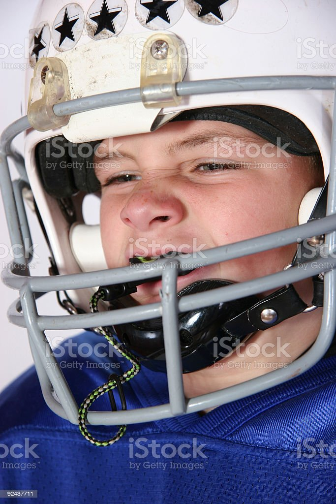 Football Series (18) royalty-free stock photo