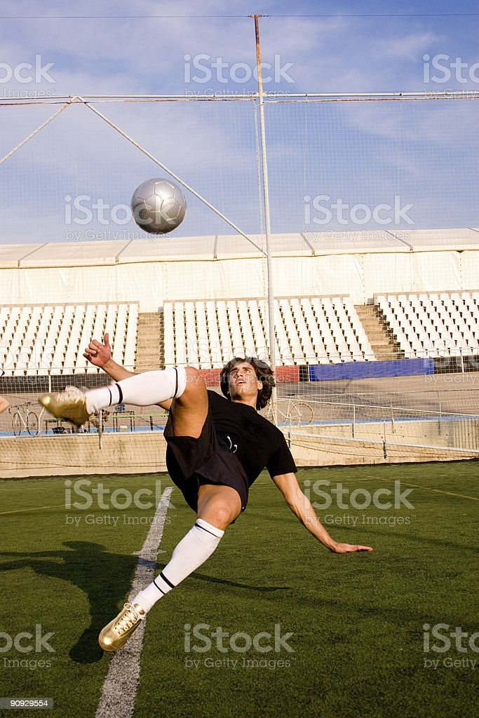 FootBall Skills stock photo
