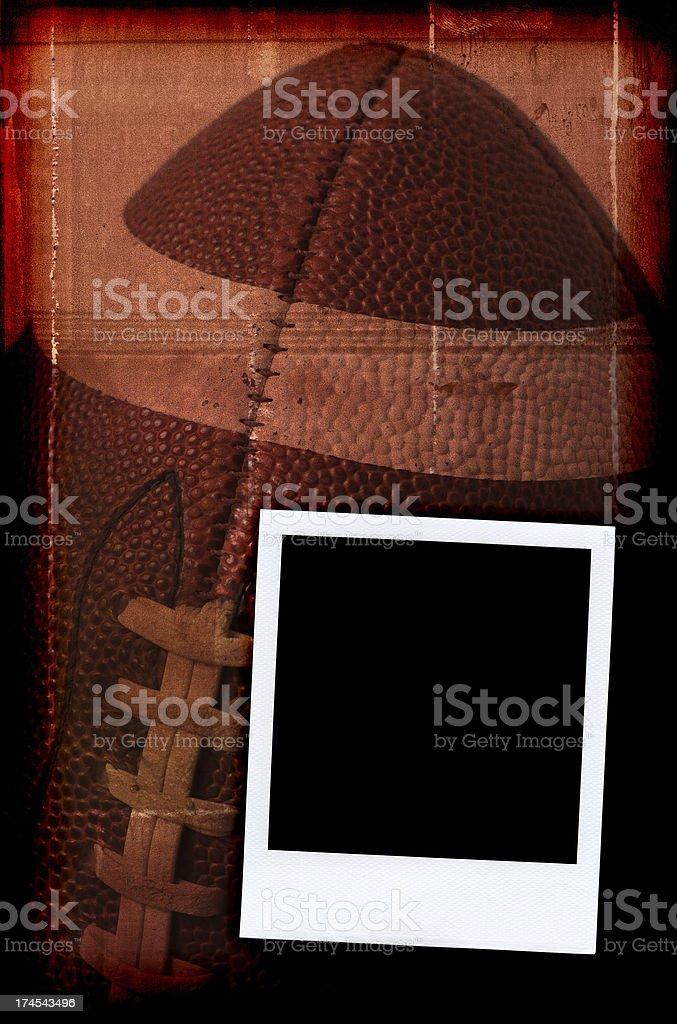 football snapshot royalty-free stock photo