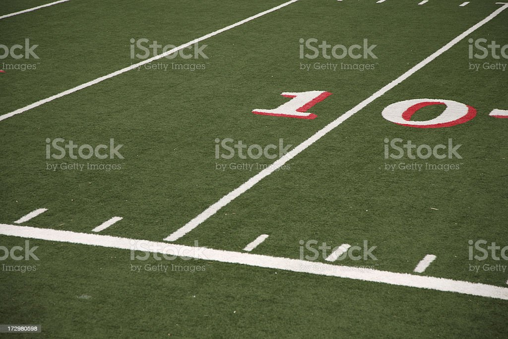 Football Stadium Series royalty-free stock photo