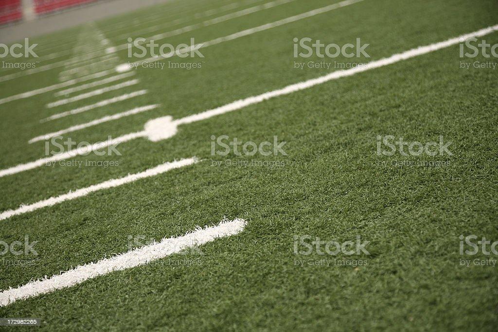 Football Stadium Series royalty-free stock photo