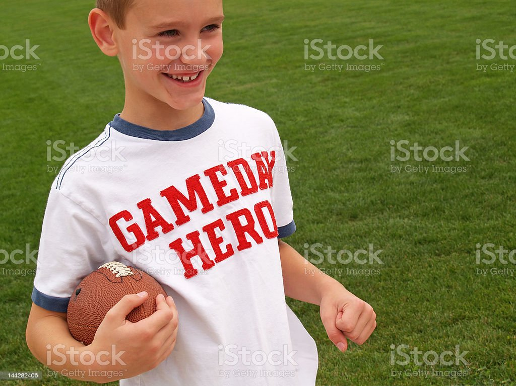 football star royalty-free stock photo