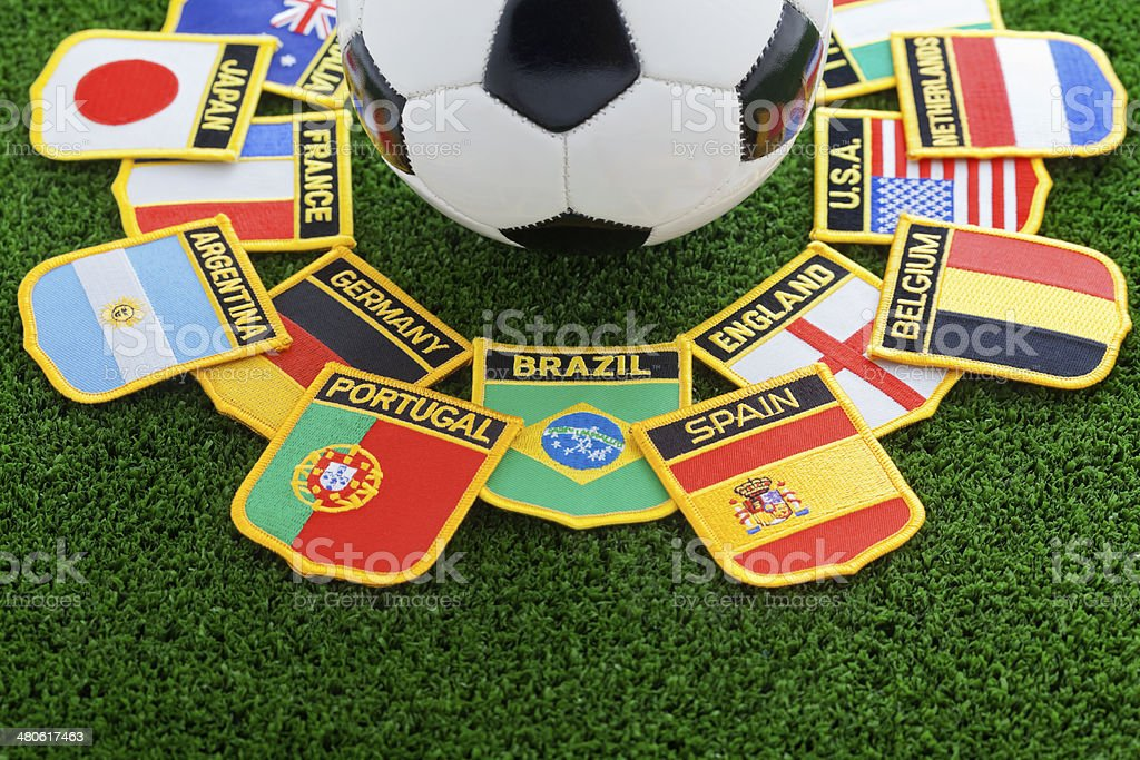 Football Tournament stock photo