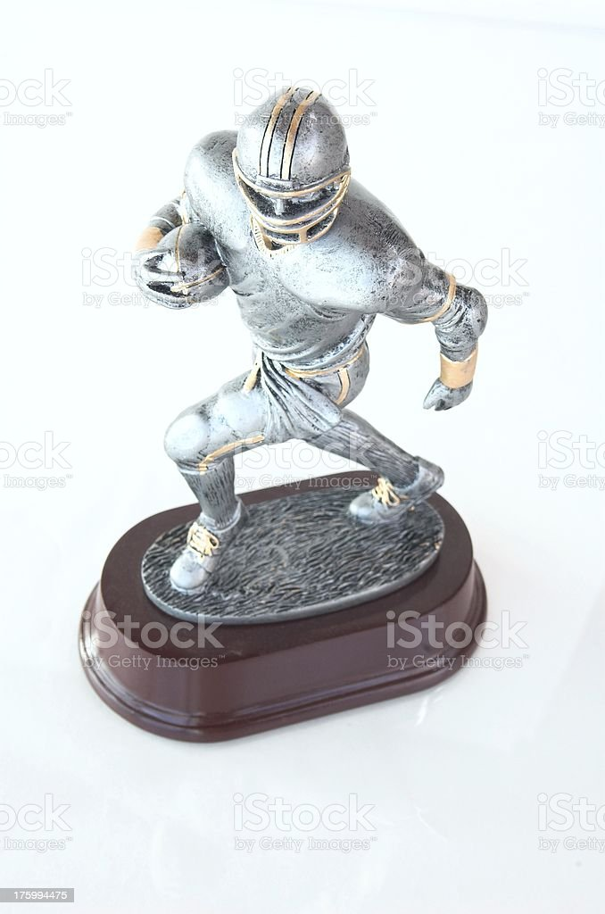 football trophy royalty-free stock photo