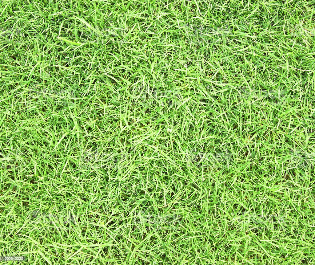 Football turf stock photo