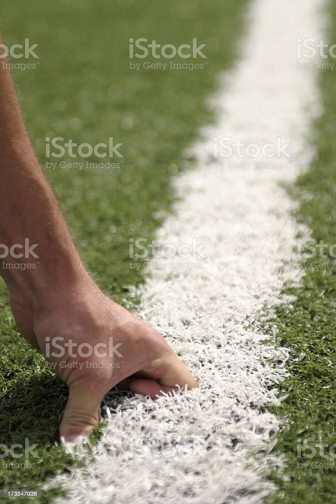 Football-08 royalty-free stock photo