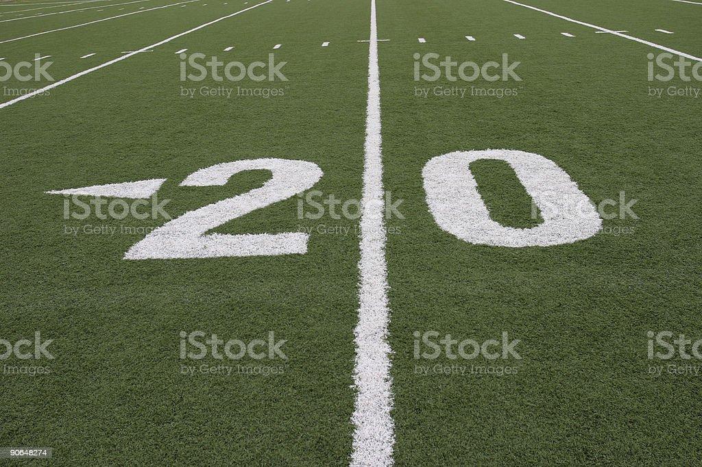 Football-09 royalty-free stock photo