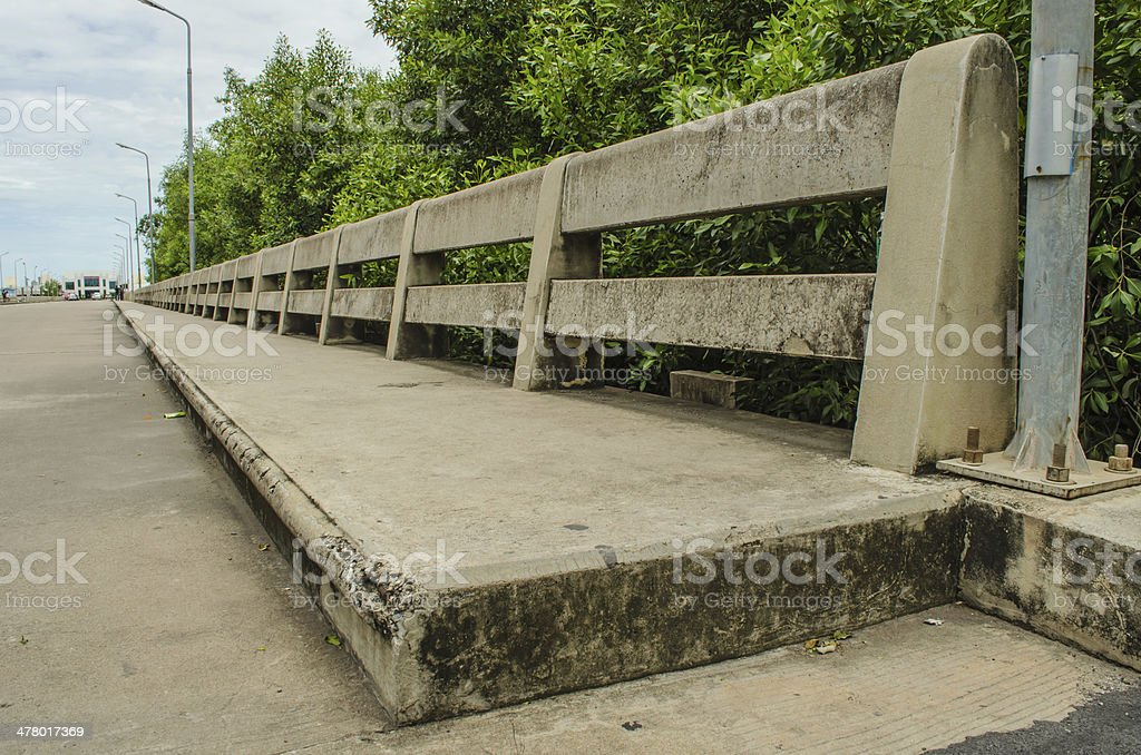 Footpath. royalty-free stock photo