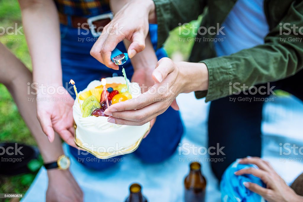 For a special day stock photo
