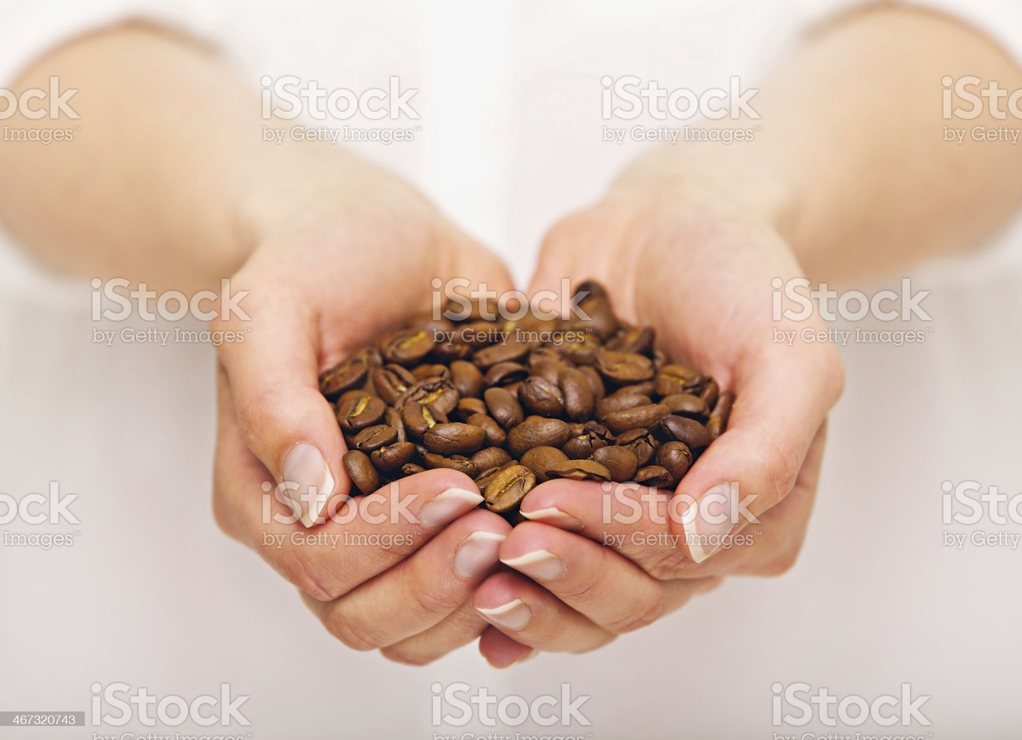 For All Coffee Lovers royalty-free stock photo