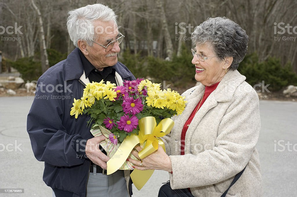 For me? royalty-free stock photo