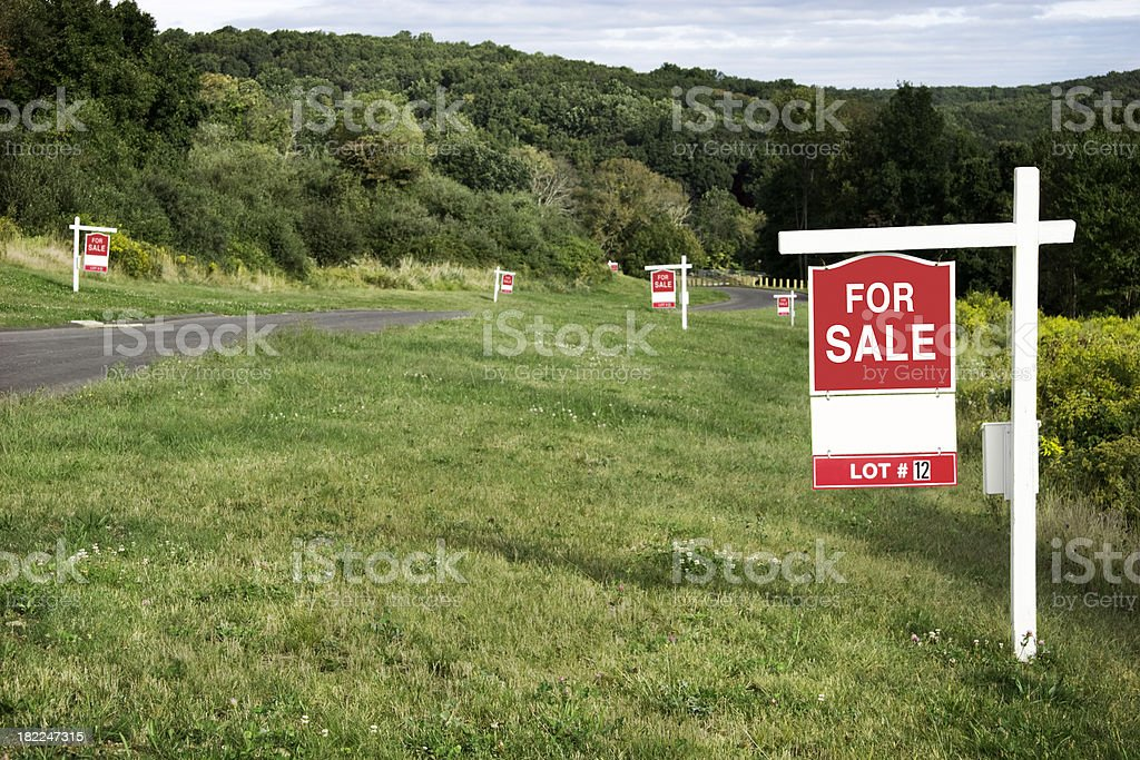 For Sale Everywhere! stock photo