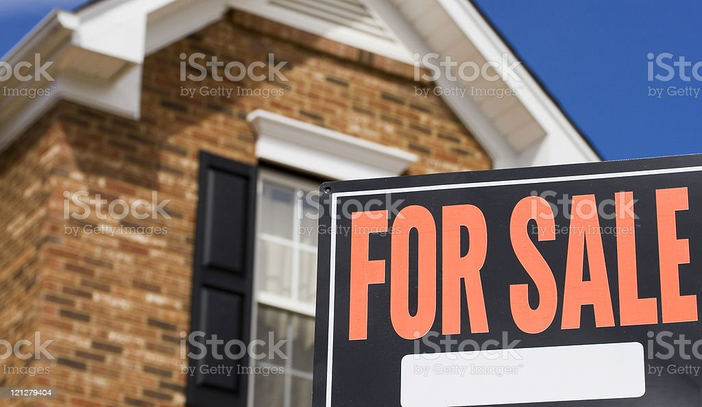 For Sale stock photo