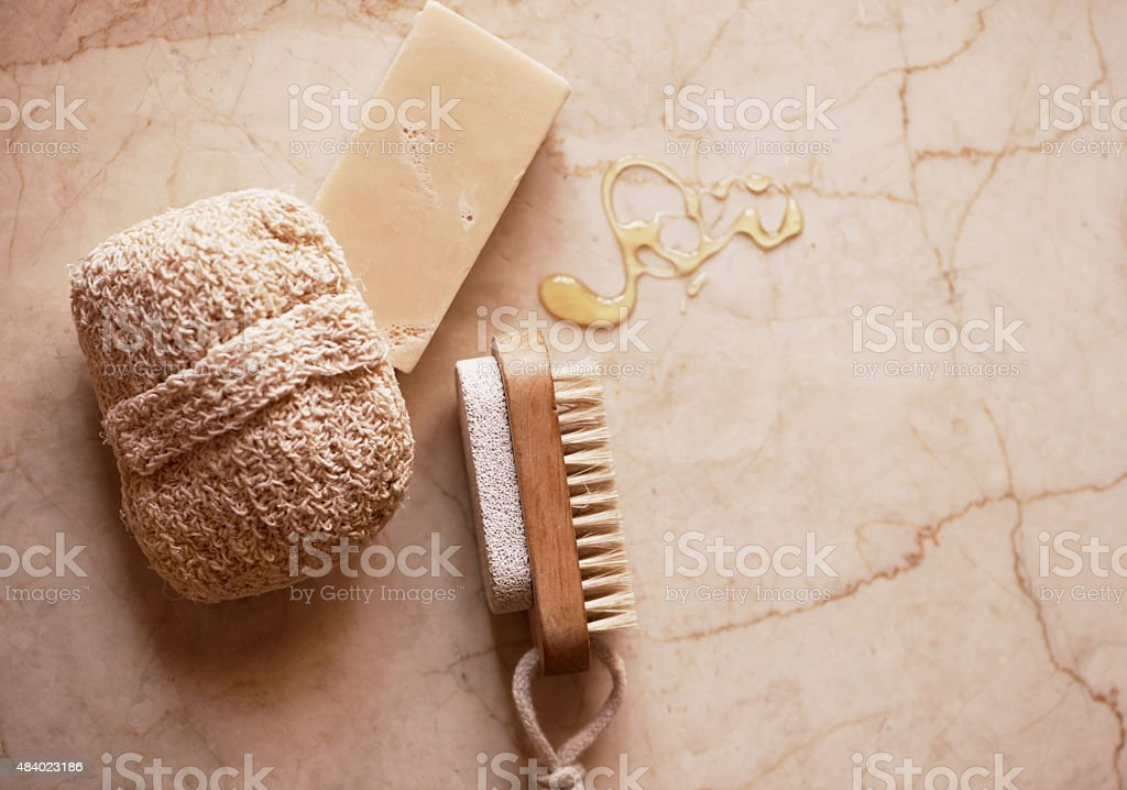 For the health of your skin stock photo