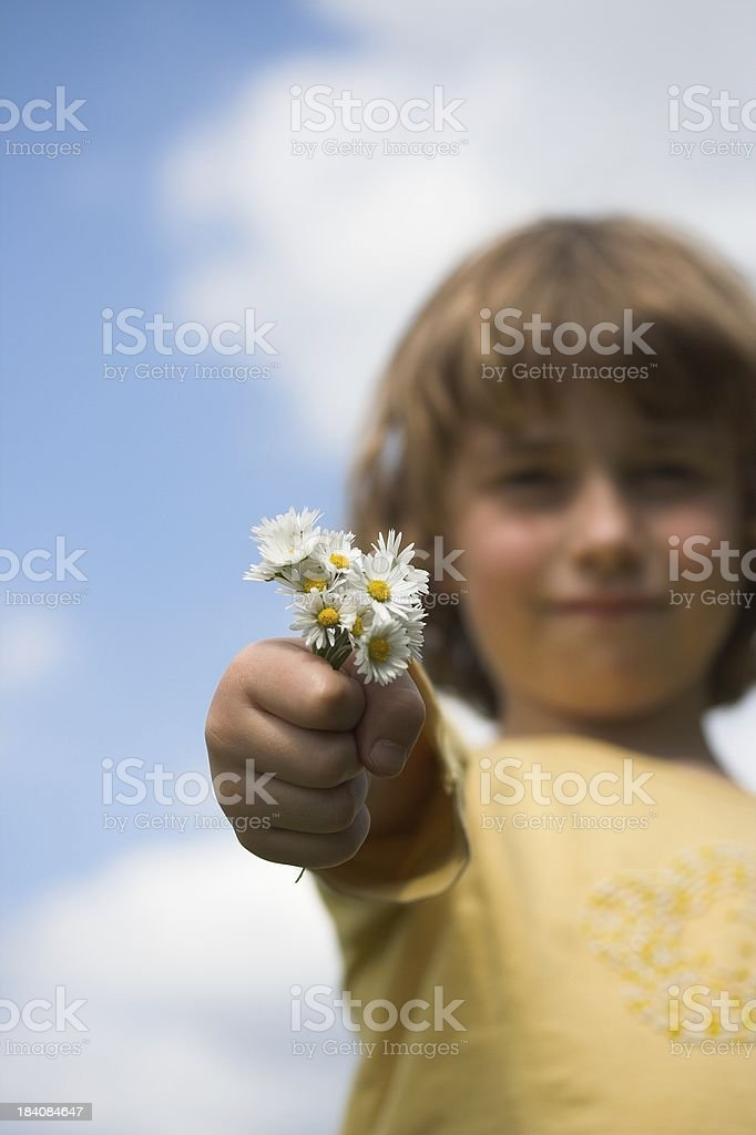 For you! royalty-free stock photo