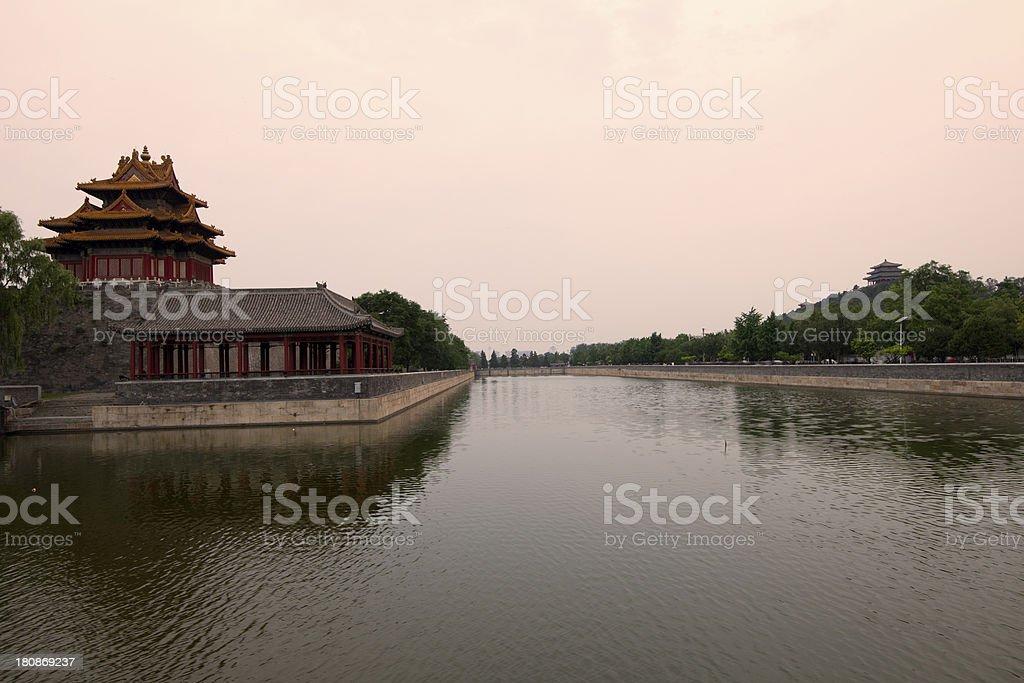 Forbidden City , beijing royalty-free stock photo