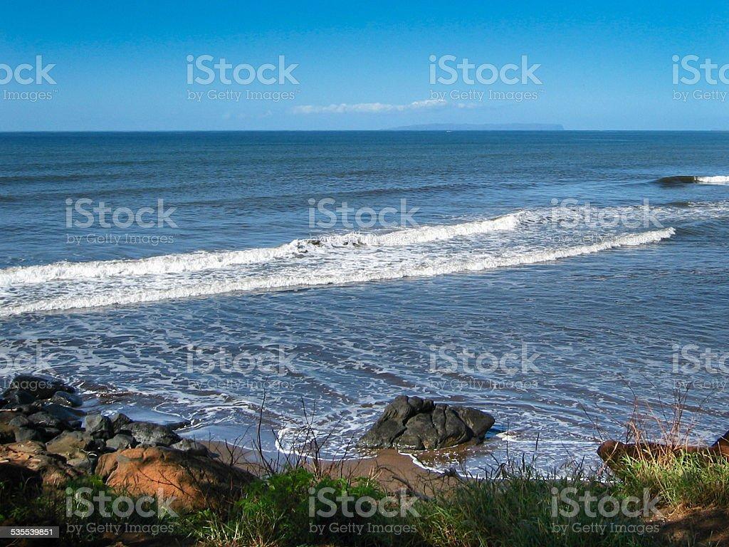 Forbidden Horizon stock photo