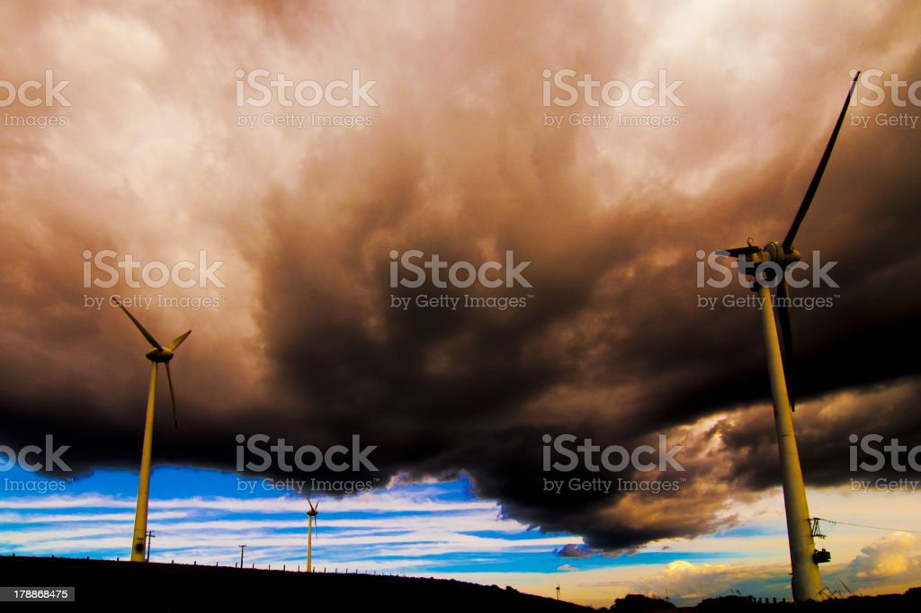 Force of the Nature royalty-free stock photo