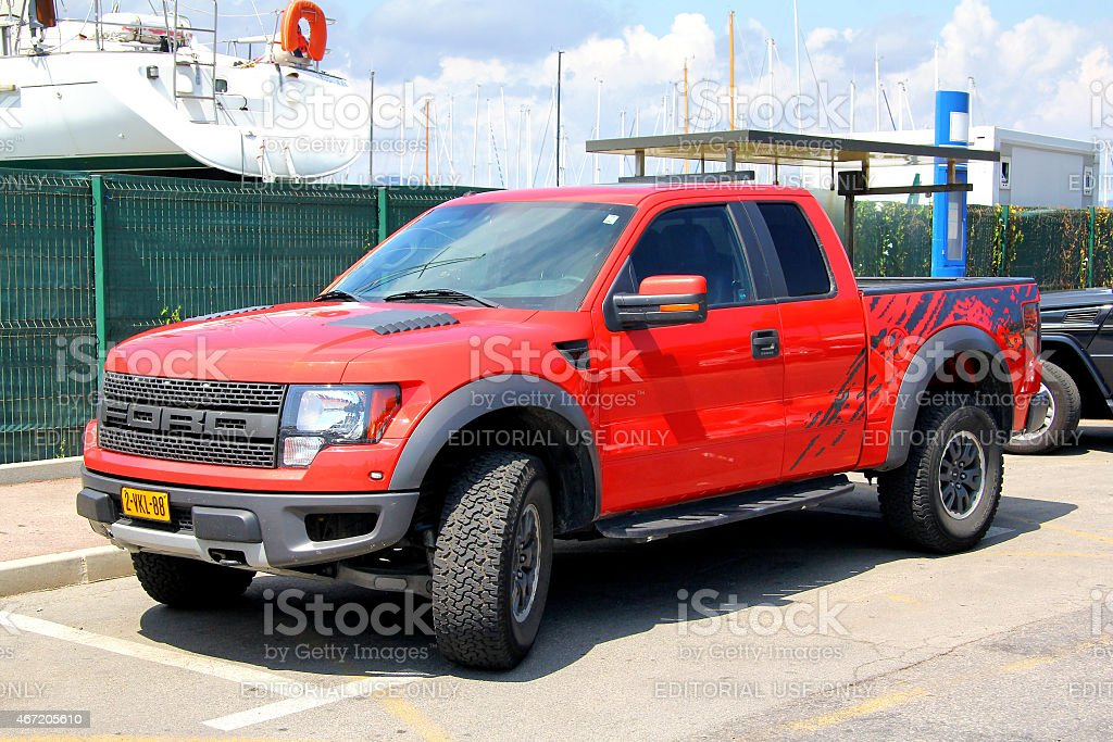 Ford F150 Raptor stock photo