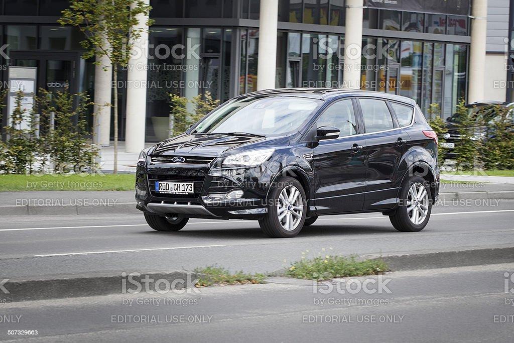 Ford Kuga Titanium royalty-free stock photo