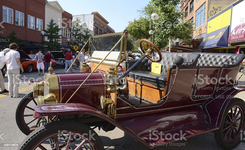 1912 Ford Model T stock photo