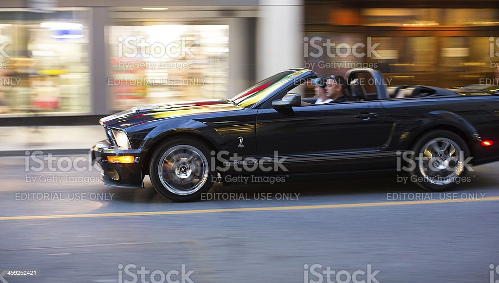 Ford Mustang Shelby Cobra stock photo