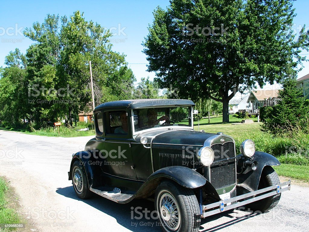 31 Ford royalty-free stock photo