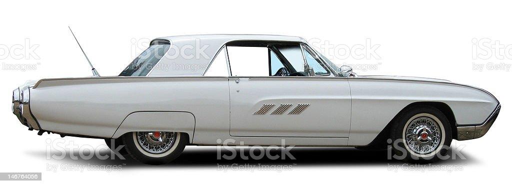 '62 Ford Thunderbird Coupe stock photo