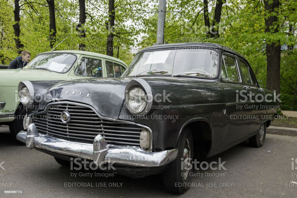 Ford Zephyr stock photo