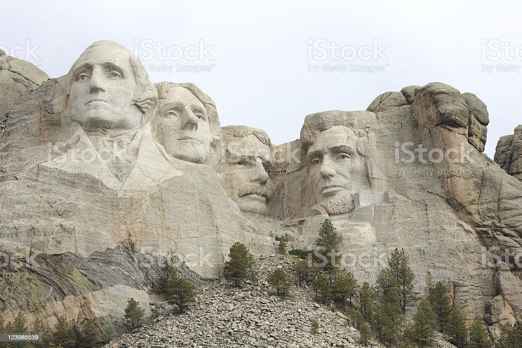 Fore Father's royalty-free stock photo